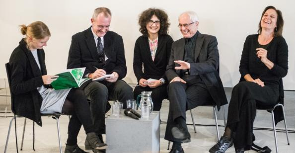 photo Peter Laenger / Anja Lechner and Tigran Mansurian